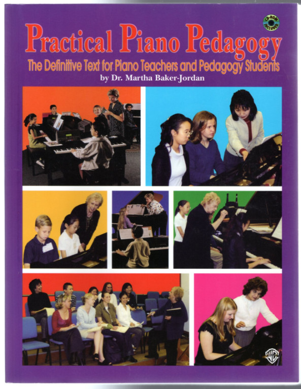 Image 0 of Practical Piano Pedagogy: The Definitive Text for Piano Teachers and Pedagogy St