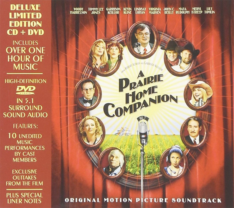 Image 0 of A Prairie Home Companion Original Motion Picture Soundtrack [Deluxe Limited Edit
