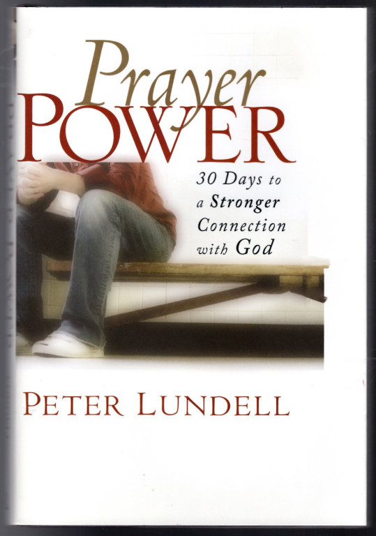 Image 0 of Prayer Power: 30 Days to a Stronger Connection with God