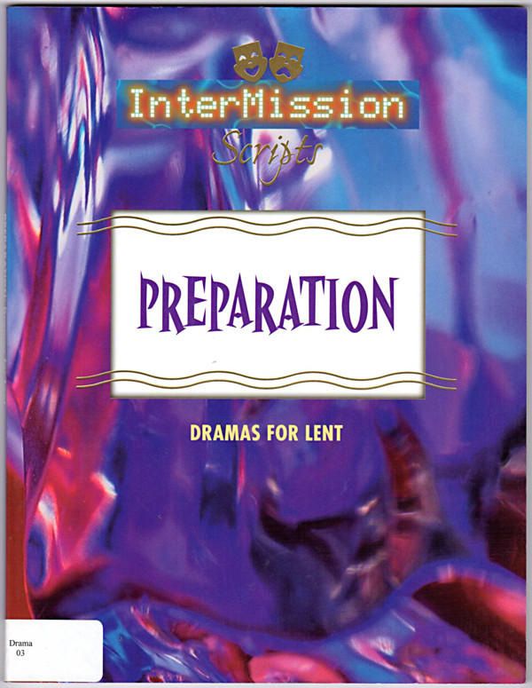Image 0 of Preparation: Dramas for Lent (Intermission Scripts)