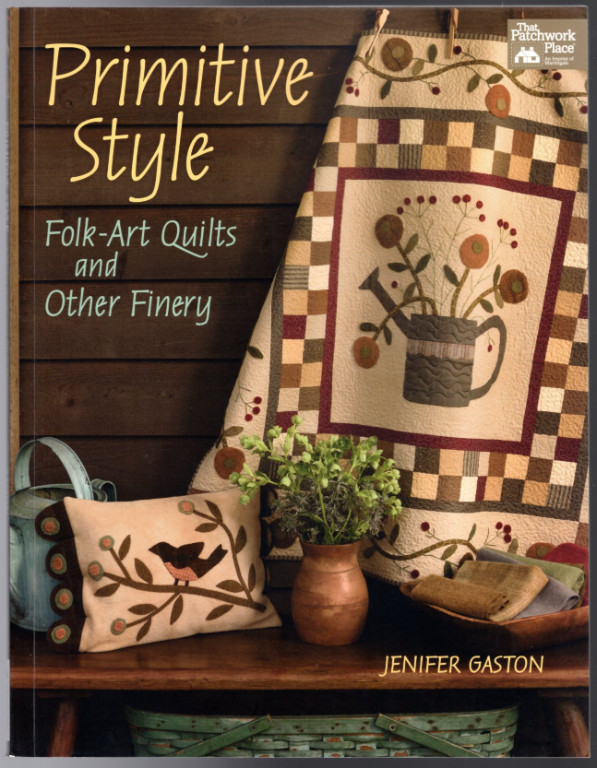 Image 0 of Primitive Style: Folk-art Quilts and Other Finery