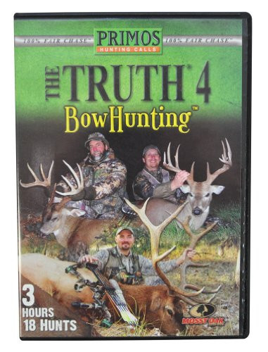 Image 0 of Primos The Truth 4 Bowhunting DVD