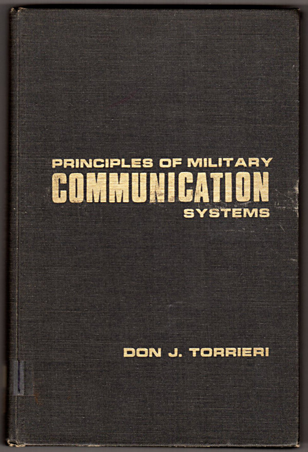 Image 0 of Principles of Military Communication Systems