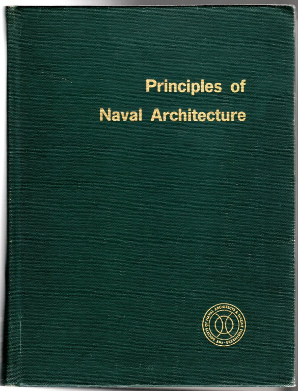 Image 0 of Principles of Naval Architecture