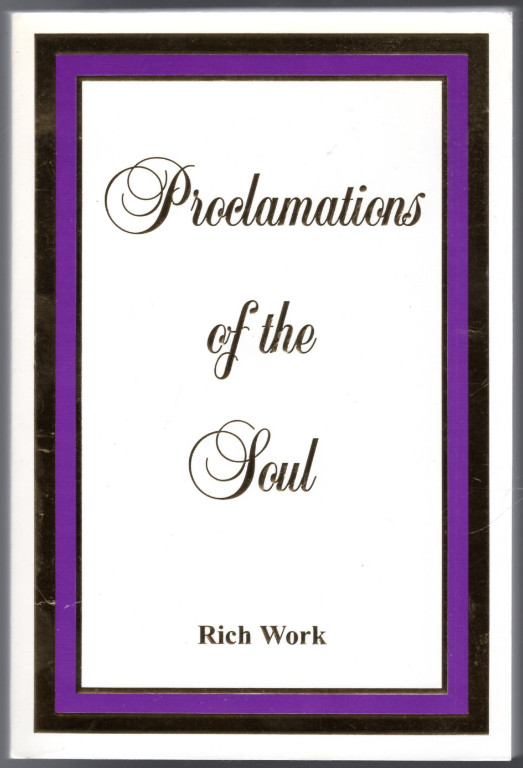Image 0 of Proclamations of the Soul