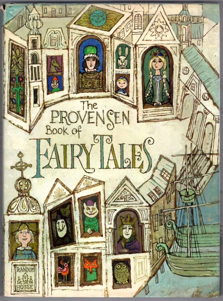 Image 0 of The Provensen Book of Fairy Tales