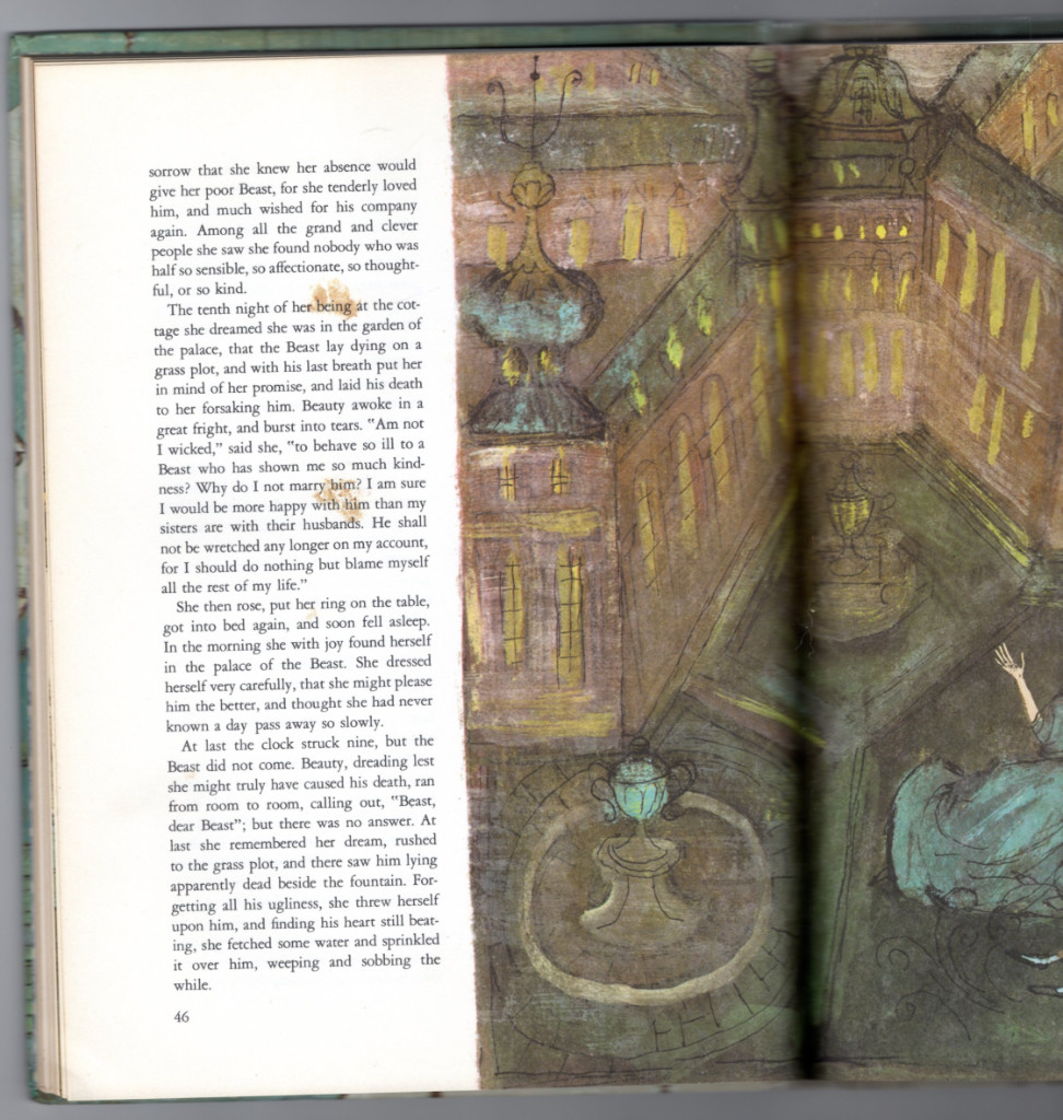 Image 4 of The Provensen Book of Fairy Tales