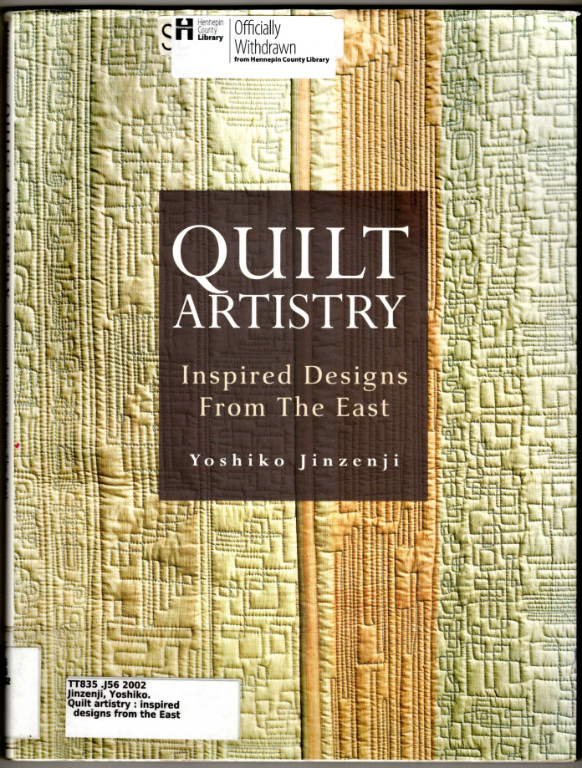 Image 0 of Quilt Artistry: Inspired Designs from the East