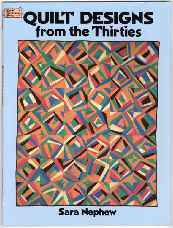 Image 0 of Quilt Designs from the Thirties (Dover Quilting)