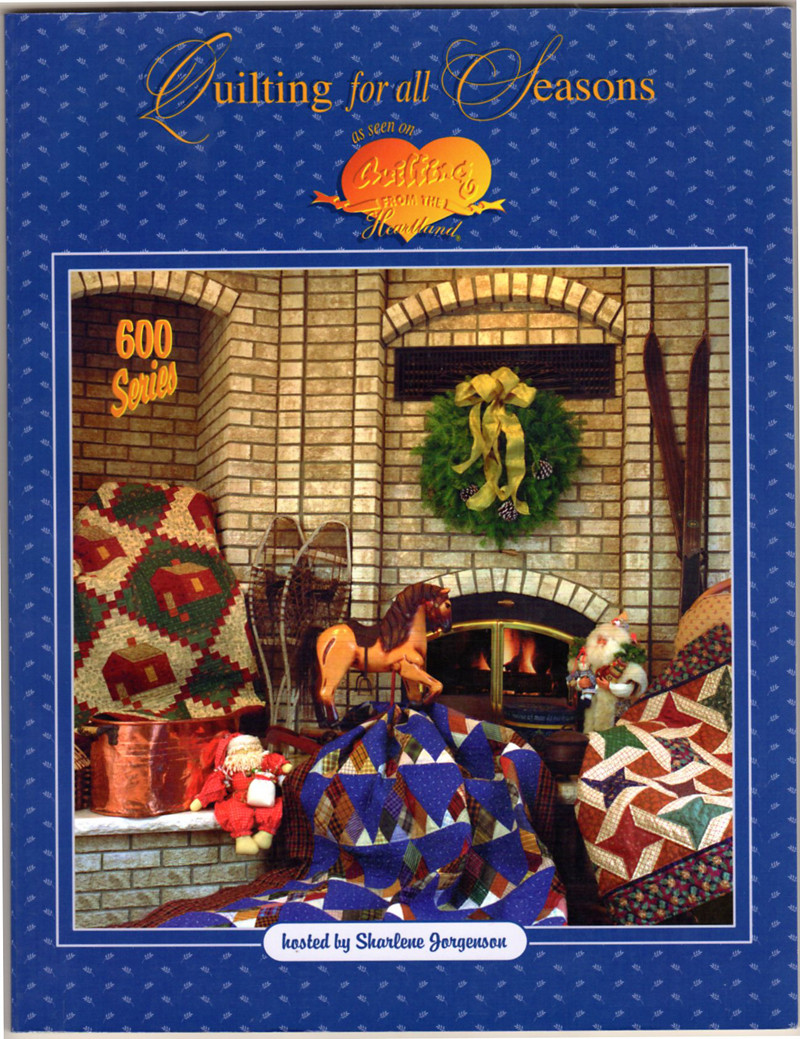 Image 0 of Quilting for all Seasons (Quilting from the Heart, 600 series)