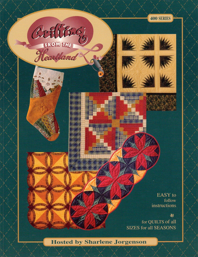 Image 0 of Quilting From the Heartland 400 Series
