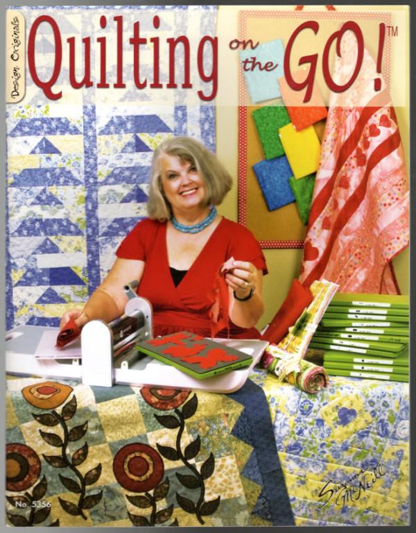 Image 0 of Quilting on the Go (Design Originals)