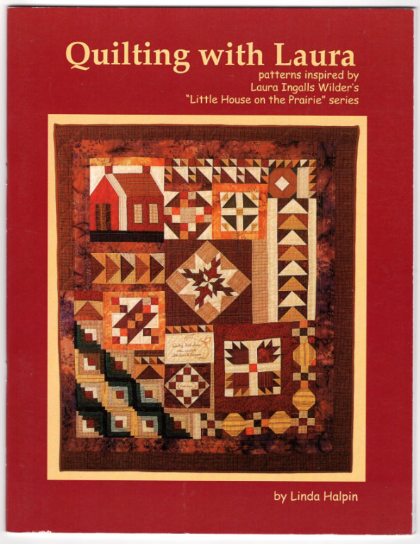 Image 0 of Quilting with Laura: Patterns Inspired by the