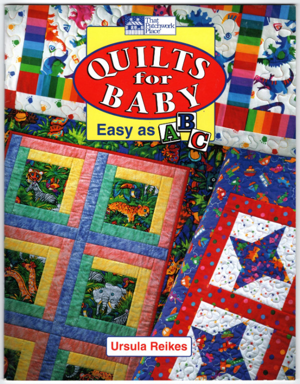 Image 0 of Quilts for Baby: Easy as ABC