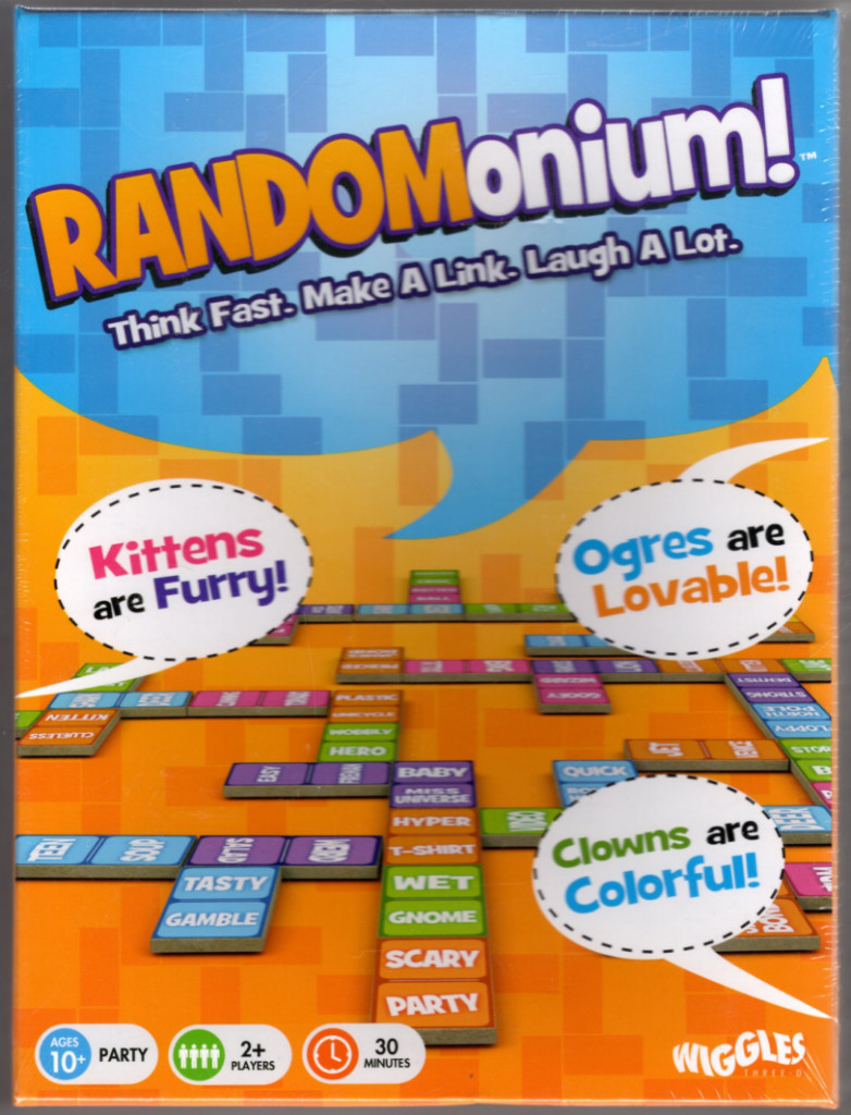 Image 0 of Wiggles 3D Randomonium