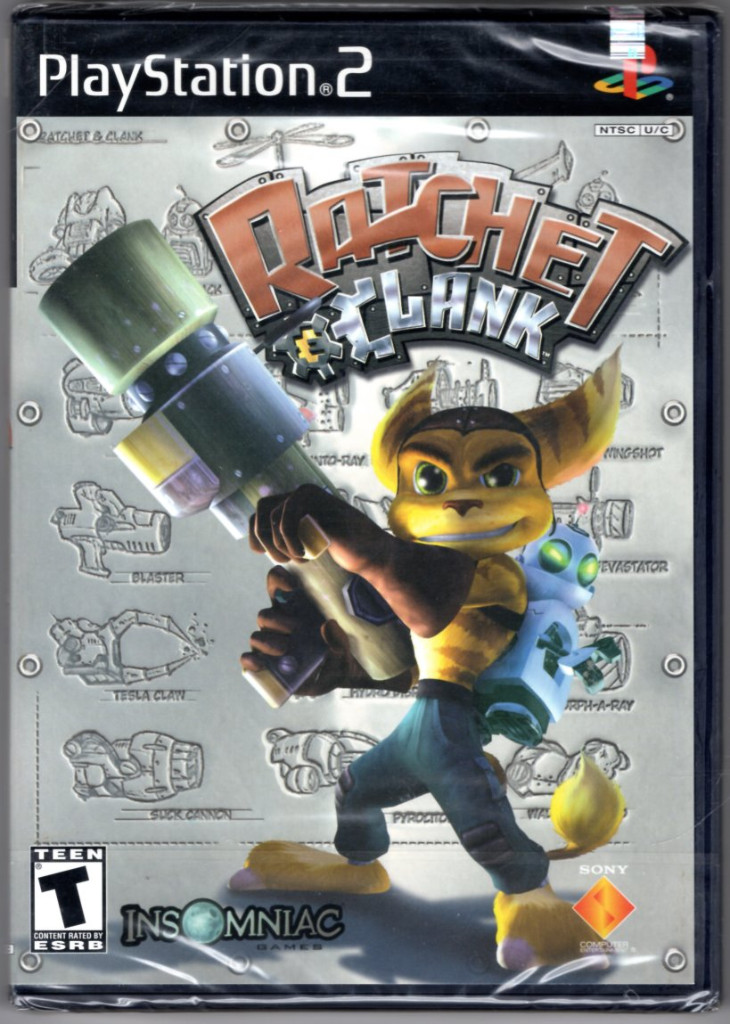 Image 0 of Ratchet & Clank - PlayStation 2