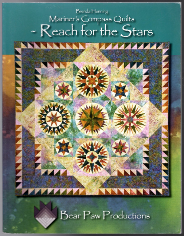 Image 0 of Mariner's Compass Quilts Reach for the Stars