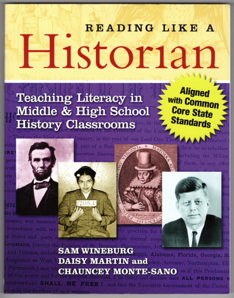 Image 0 of Reading Like a Historian: Teaching Literacy in Middle and High School History Cl
