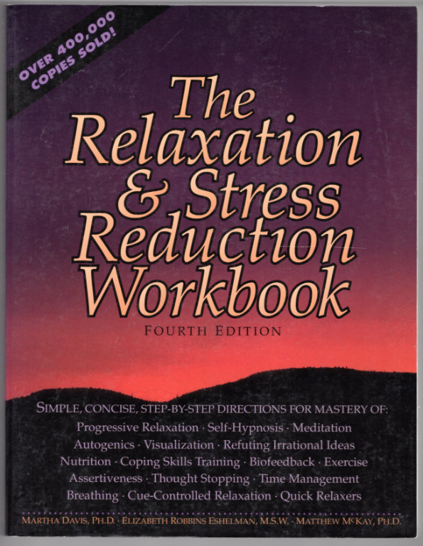 Image 0 of The Relaxation & Stress Reduction Workbook