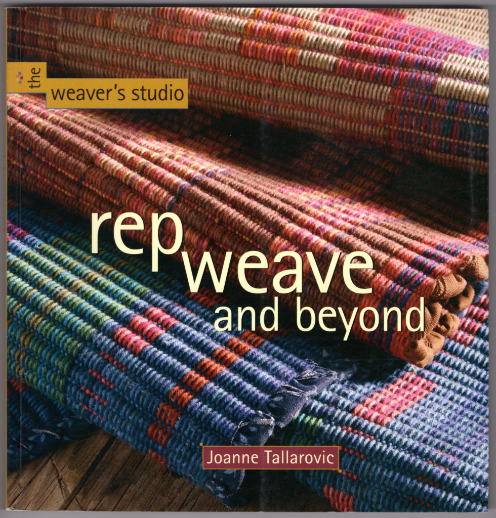 Image 0 of Rep Weave and Beyond (The Weaver's Studio series)
