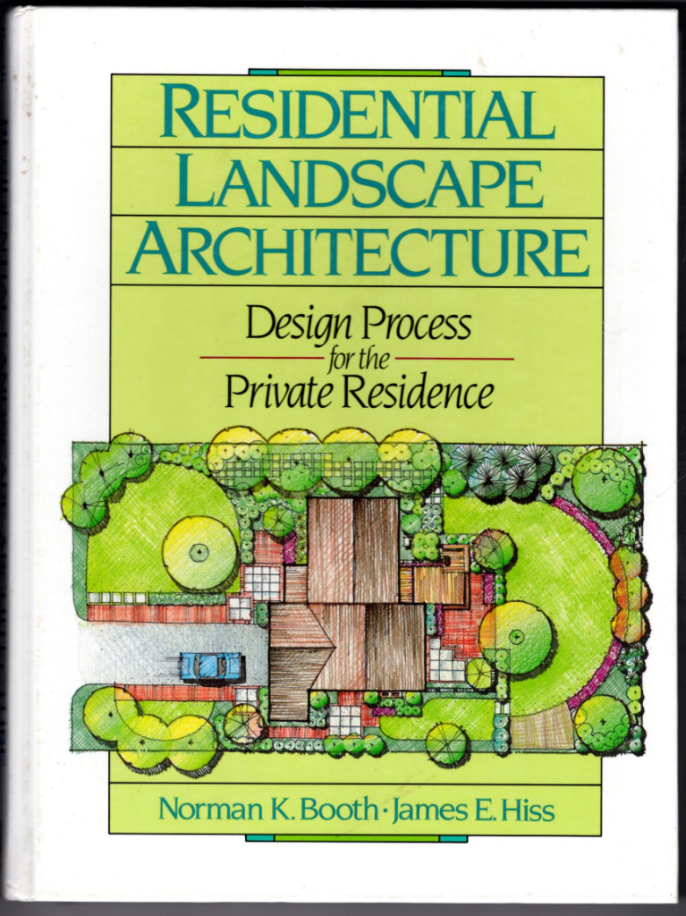 Image 0 of Residential Landscape Architecture: Design Process for the Private Residence