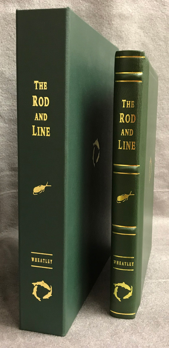 Image 1 of The Rod and Line: or. Practical Hints and Dainty Devices for the Sure Taking of