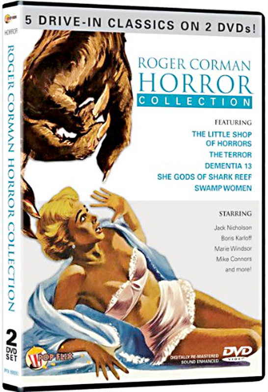 Image 0 of Roger Corman Horror Collection (2pc) (Full)