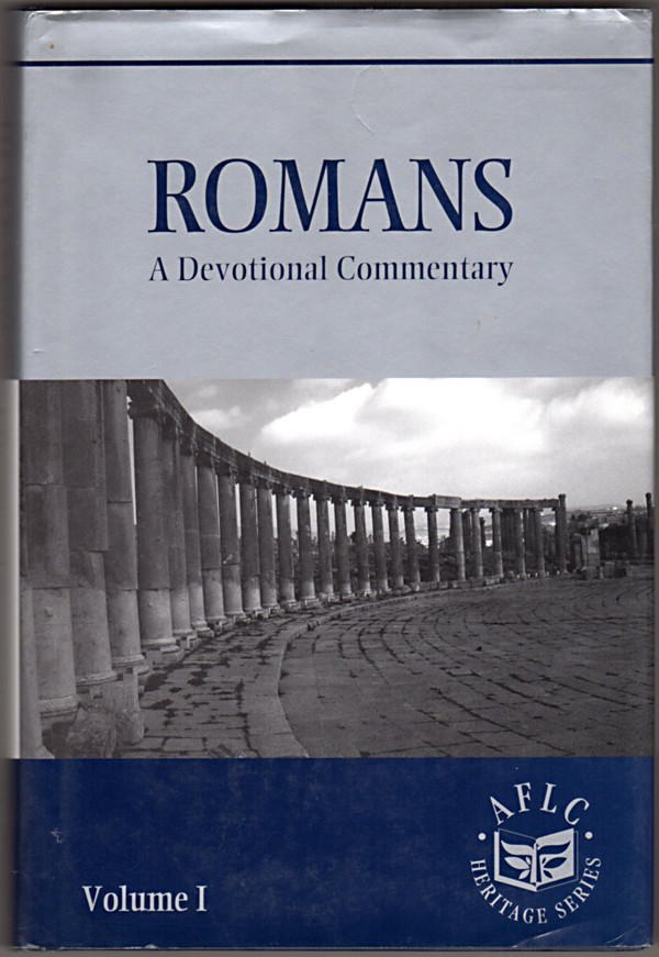 Image 0 of Romans: A devotional commentary (AFLC Heritage series) Volume 1