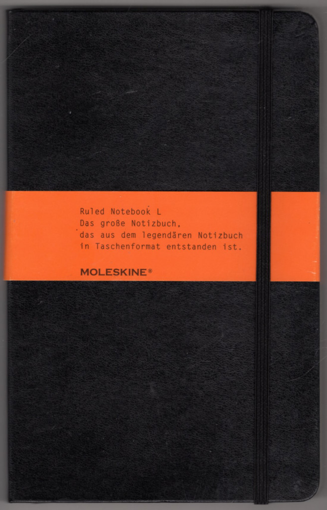 Image 0 of Moleskine Classic Notebook, Hard Cover, Large (5