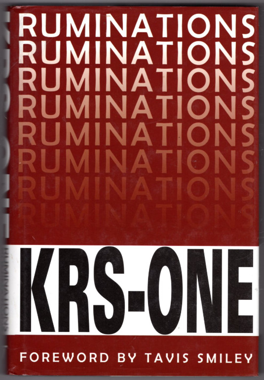 Image 0 of KRS-ONE: Ruminations