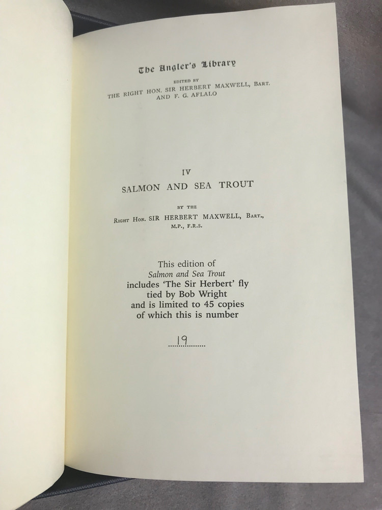 Image 4 of Salmon and Sea Trout: How to Propagate, Preserve, and Catch Them in British Wate