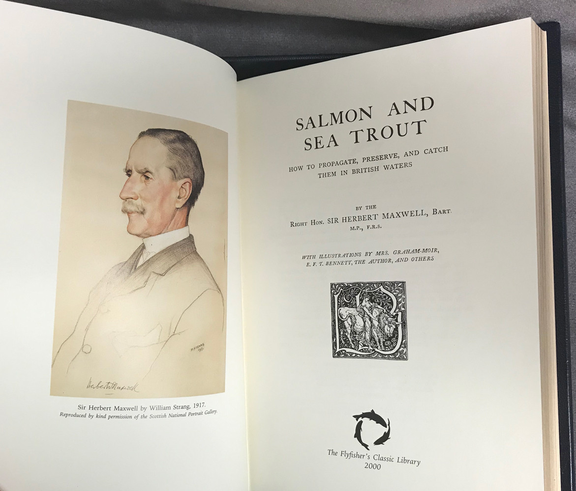 Image 5 of Salmon and Sea Trout: How to Propagate, Preserve, and Catch Them in British Wate