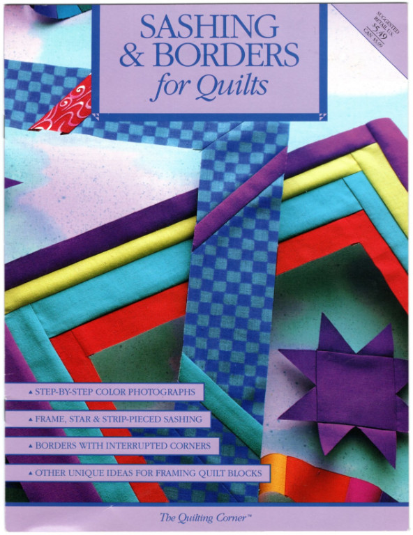Image 0 of Sashing & Borders for Quilts