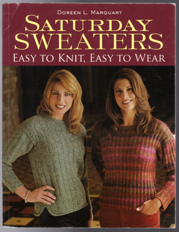 Image 0 of Saturday Sweaters: Easy to Knit Easy to Wear