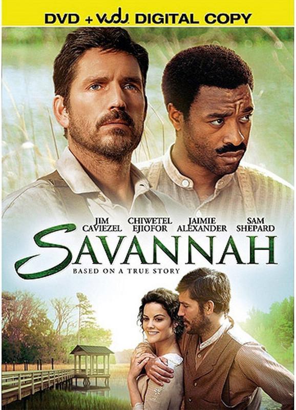 Image 0 of Savannah (with Vudu Digital Copy)