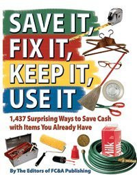 Image 0 of Save It, Fix It, Keep It, Use It