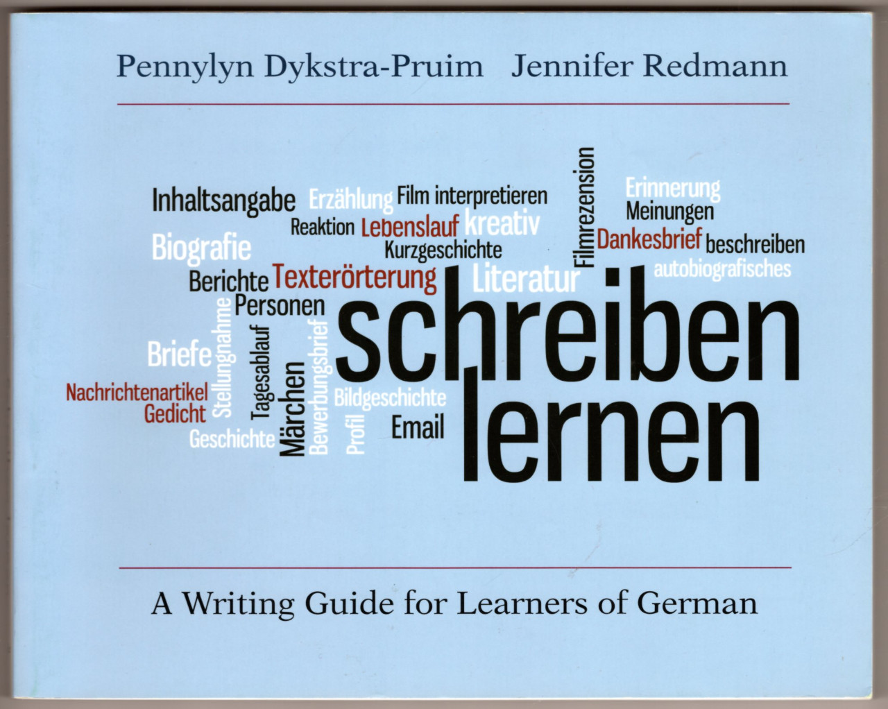 Image 0 of Schreiben lernen: A Writing Guide for Learners of German