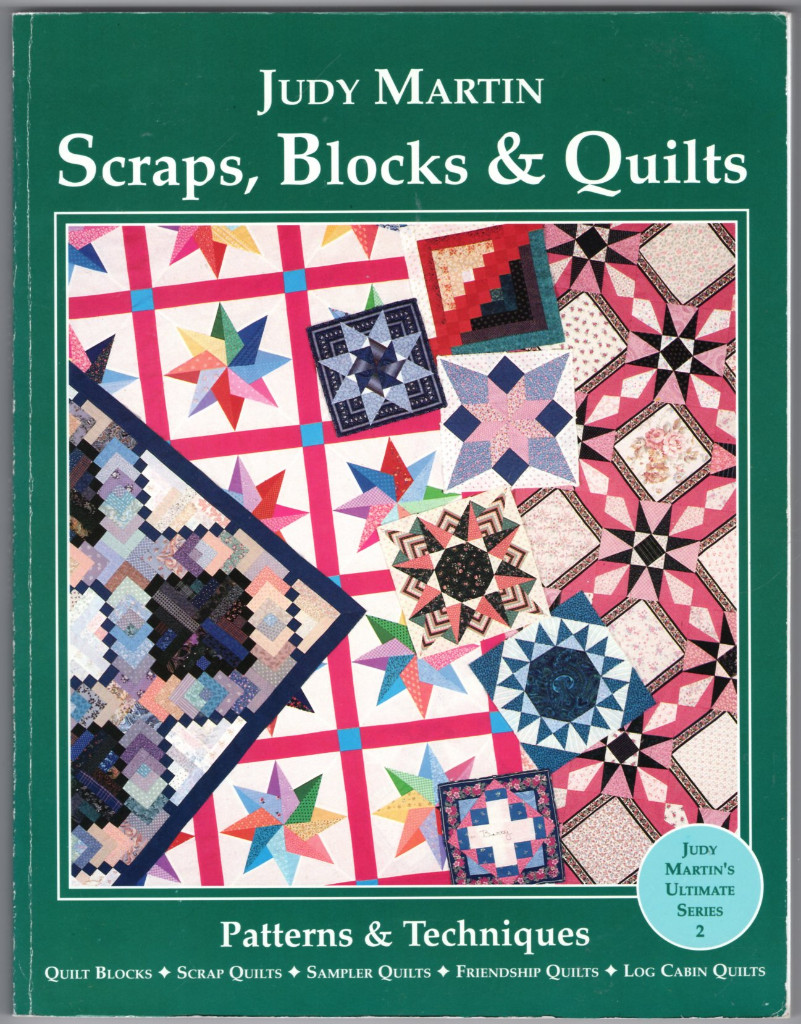 Image 0 of Scraps, Blocks and Quilts: Patterns and Techniques (Judy Martin's ultimate serie