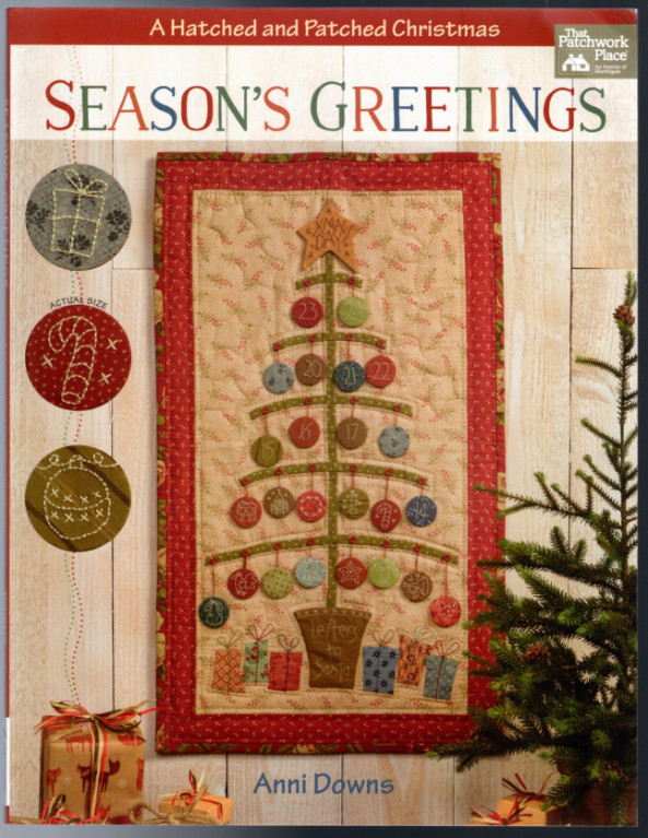 Image 0 of Season's Greetings: A Hatched and Patched Christmas