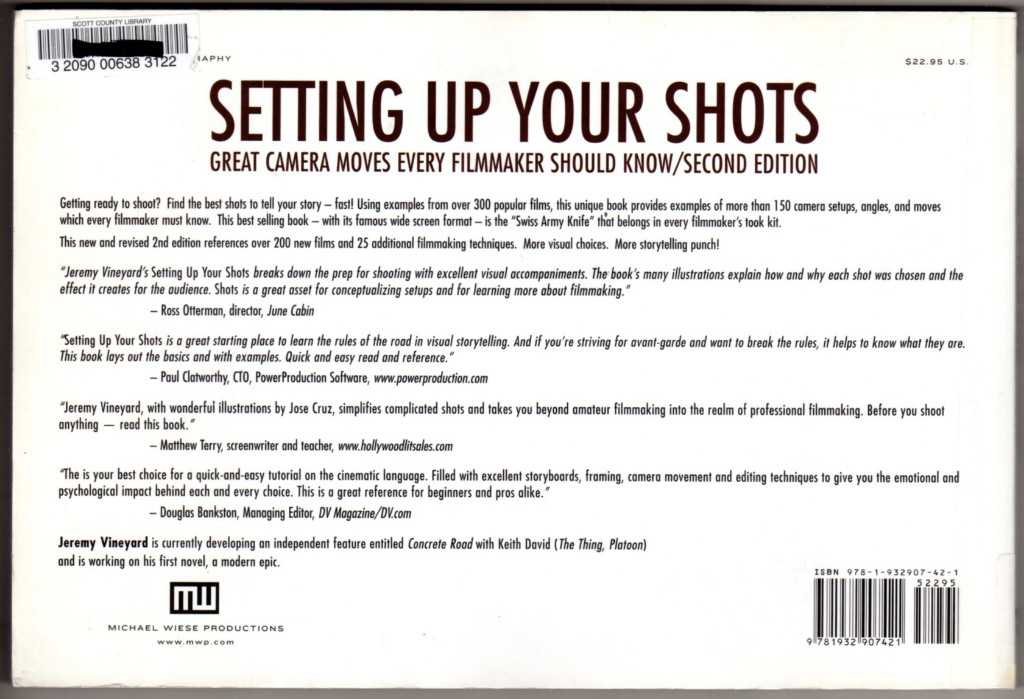 Image 1 of Setting Up Your Shots: Great Camera Moves Every Filmmaker Should Know