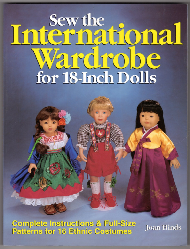 Image 0 of Sew the International Wardrobe for 18-Inch Dolls