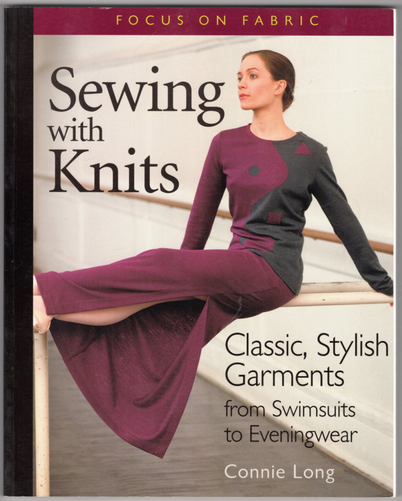 Image 0 of Sewing with Knits: Classic, Stylish Garments from Swimsuits to Eveningwear (Focu