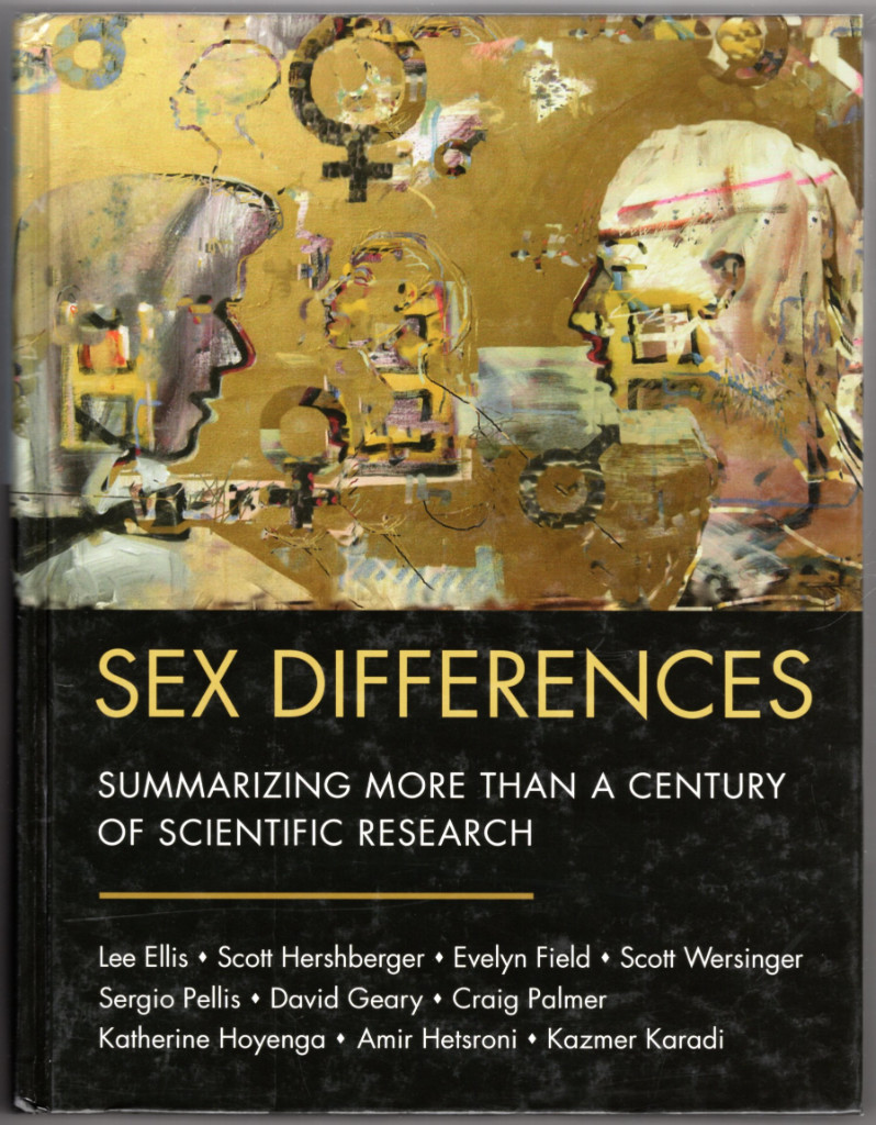 Image 0 of Sex Differences: Summarizing More than a Century of Scientific Research