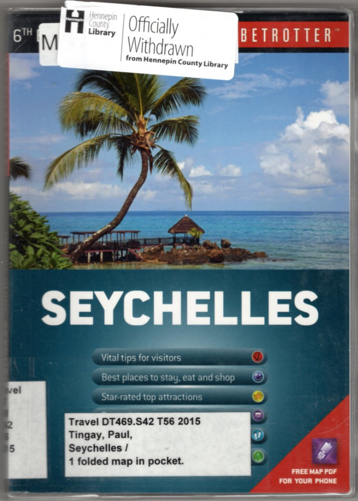 Image 0 of Seychelles Travel Pack (Globetrotter Travel Guide)