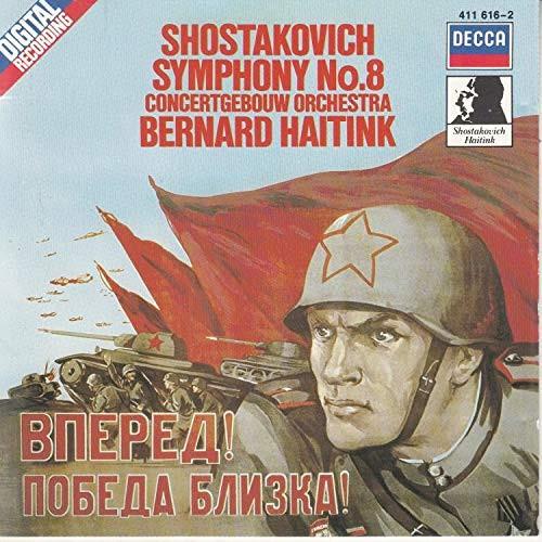 Image 0 of Shostakovich: Symphony No. 8