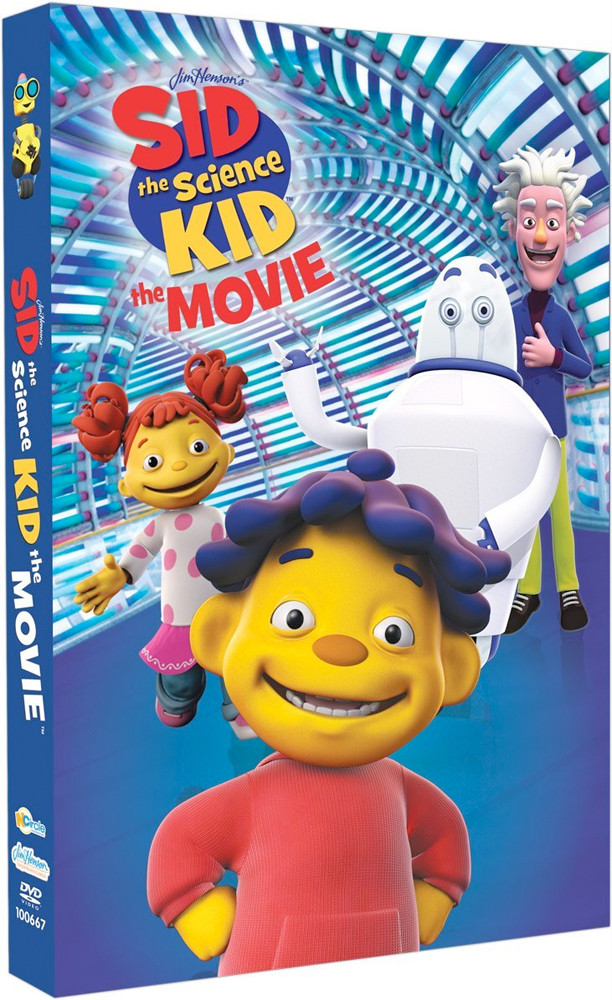 Image 0 of Sid the Science Kid: Sid the Movie