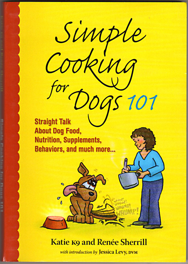 Image 0 of Simple Cooking for Dogs 101