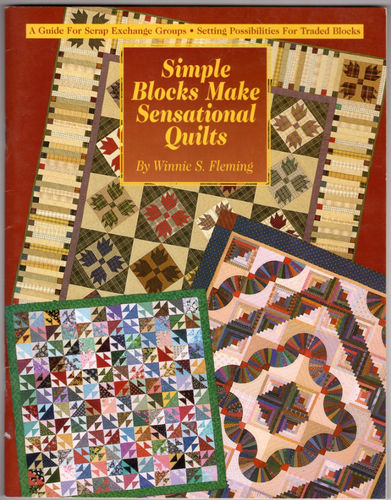 Image 0 of Simple Blocks Make Sensational Quilts