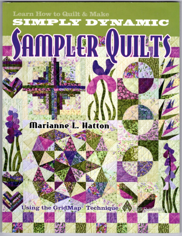 Image 0 of Simply Dynamic Sampler Quilts