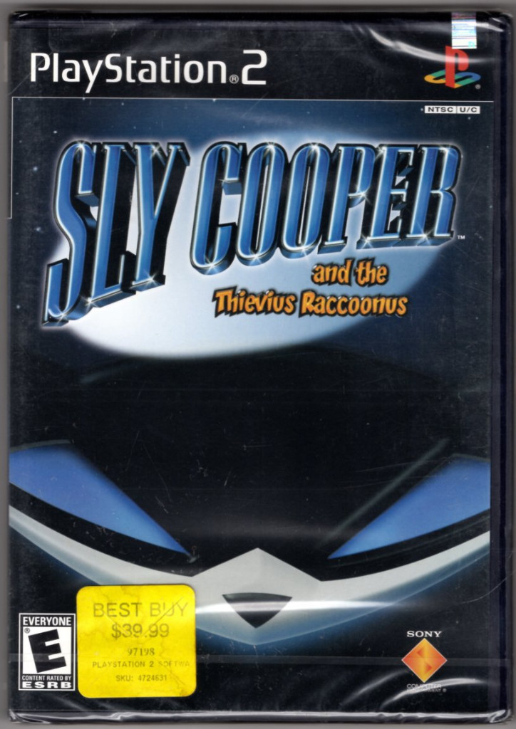 Image 0 of Sly Cooper and the Thievius Raccoonus [PlayStation2]